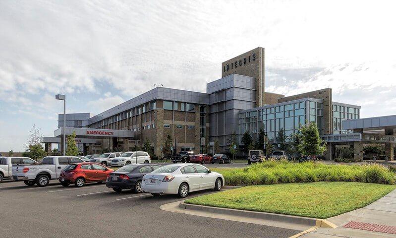 Integris Hospital in Oklahoma