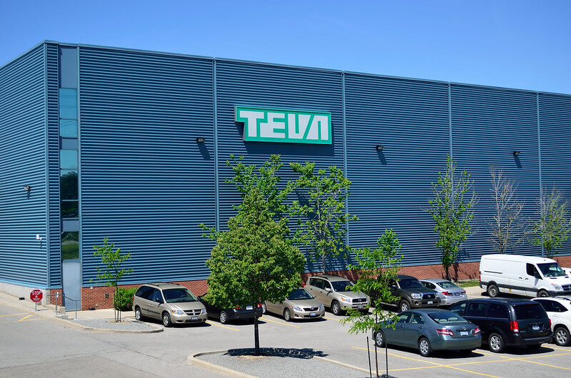 Teva Pharmaceutical Industries building