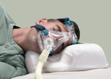 Image: Philips CPAP Side Effects
