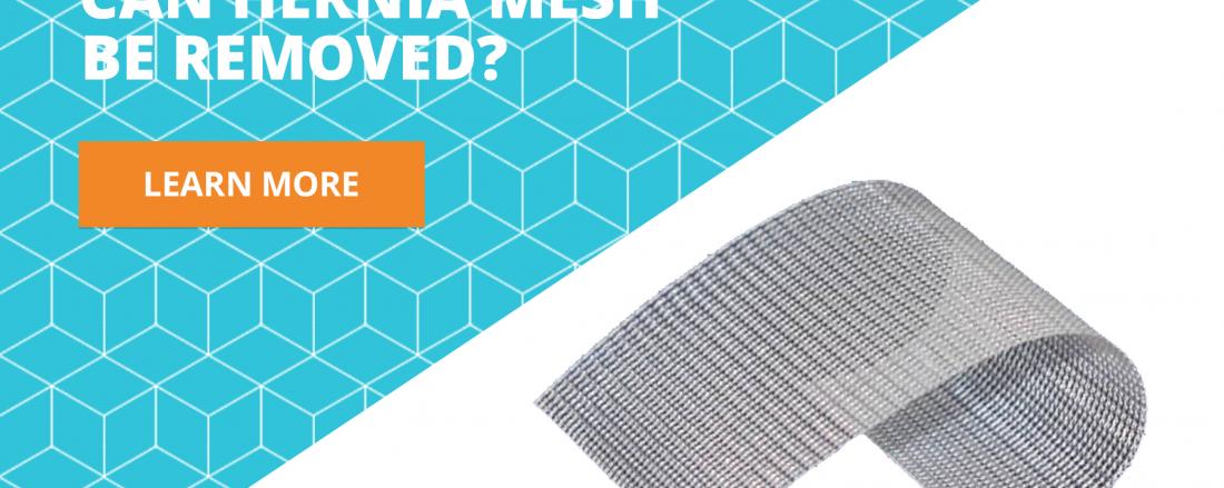 is hernia mesh removal dangerous