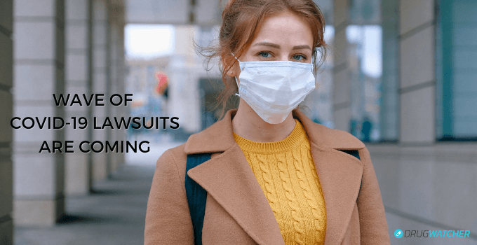 Covid-19 lawsuits coming