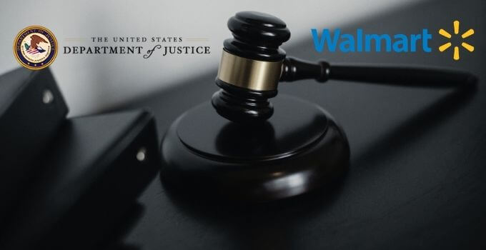 Federal Government sued Walmart