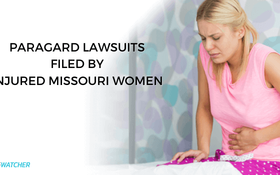 Injured Missouri Women filed Paragard lawsuits