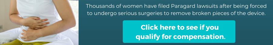 What happens if your Paragard IUD Breaks