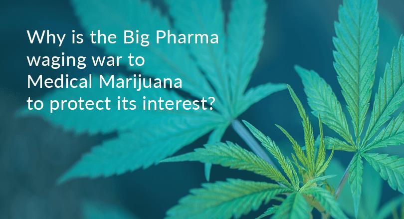 pharmaceutical companies and medical marijuana