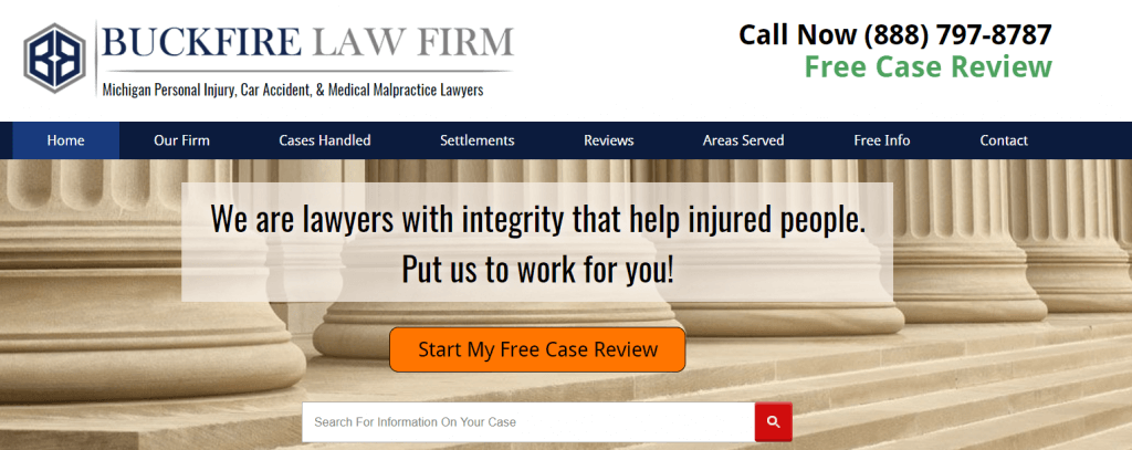 buckfire law firm