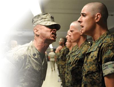 Soldier screamed at - Earplug lawsuit