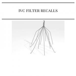IVC Filter recall