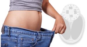 Weight loss from Invokana