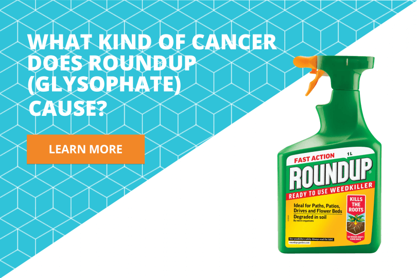 cancer caused by roundup