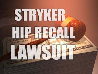 Stryker hip recall lawsuit