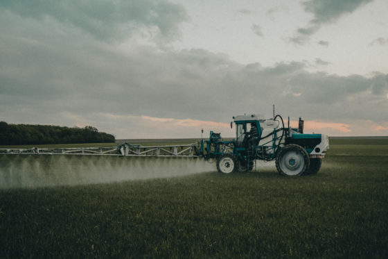 Featured image: Crop spraying near homes