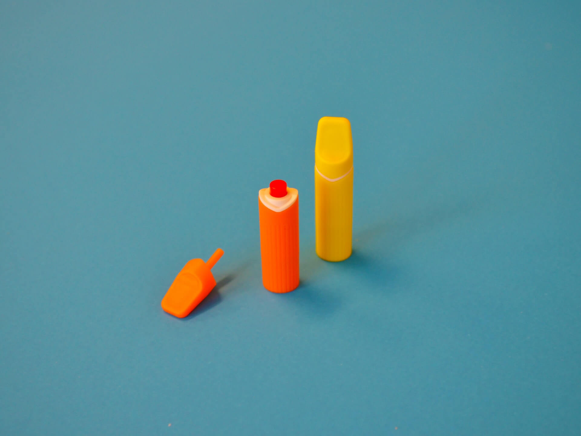 Lancets for sample blood collection